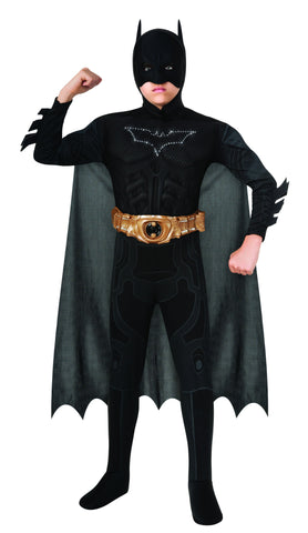 Boys Batman Light Up Costume