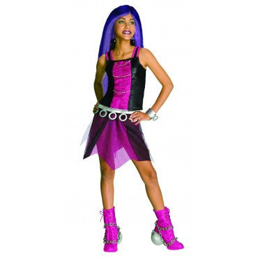 Girls Monster High Spectra Vondergeist Costume - HalloweenCostumes4U.com - Kids Costumes