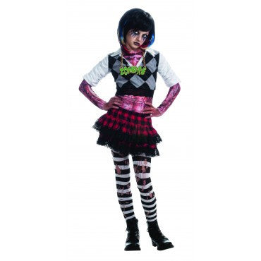 Girls Zombie Costume - HalloweenCostumes4U.com - Kids Costumes