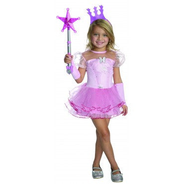 Girls Wizard of Oz Glinda Tutu Costume - HalloweenCostumes4U.com - Kids Costumes