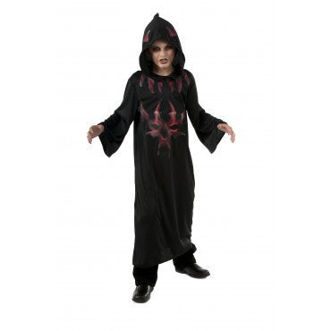 Boys Red Devil Robe - HalloweenCostumes4U.com - Kids Costumes