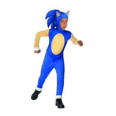 Boys Sonic the Hedgehog Costume - HalloweenCostumes4U.com - Kids Costumes