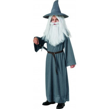 Boys The Hobbit Gandalf Costume - HalloweenCostumes4U.com - Kids Costumes