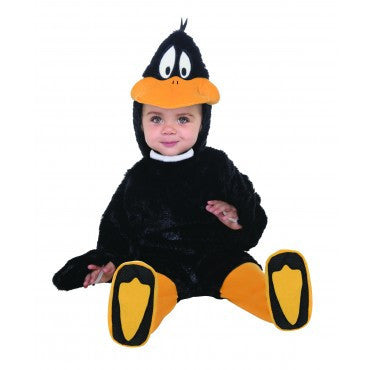 Infants Looney Tunes Daffy Duck Costume - HalloweenCostumes4U.com - Infant & Toddler Costumes