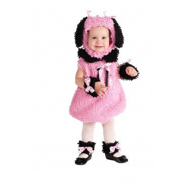 Infants Precious Poodle Costume - HalloweenCostumes4U.com - Infant & Toddler Costumes