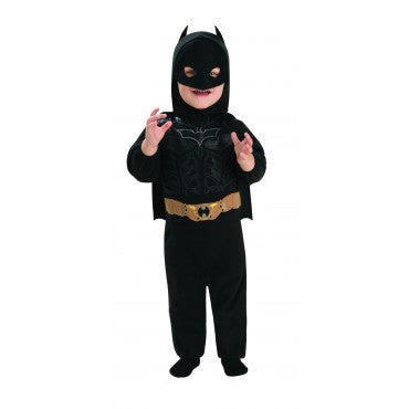 Infants/Toddlers Batman Romper - HalloweenCostumes4U.com - Infant & Toddler Costumes