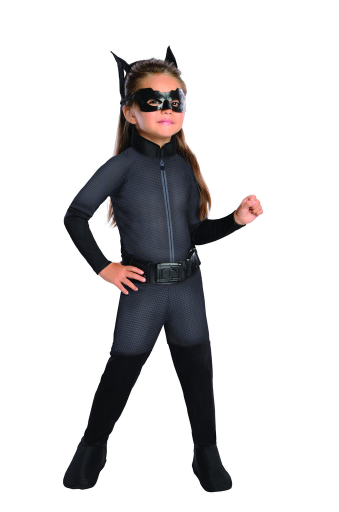 Toddlers Batman Catwoman Costume - HalloweenCostumes4U.com - Infant & Toddler Costumes