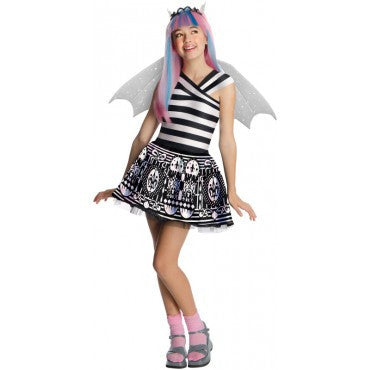 Girls Monster High Rochelle Goyle Costume - HalloweenCostumes4U.com - Kids Costumes