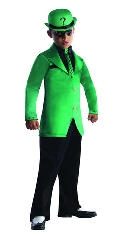 Boys Batman The Riddler Costume