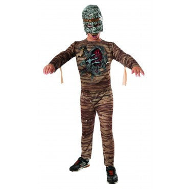 Boys Mummy Costume - HalloweenCostumes4U.com - Kids Costumes