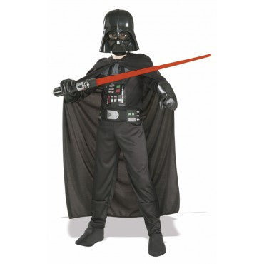 Boys Star Wars Darth Vader Costume - HalloweenCostumes4U.com - Kids Costumes
