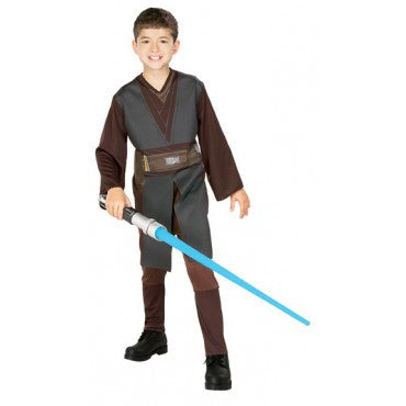 Boys Star Wars Anakin Skywalker Costume - HalloweenCostumes4U.com - Kids Costumes