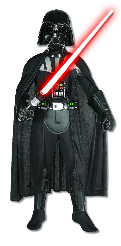 Boys Star Wars Deluxe Darth Vader Costume