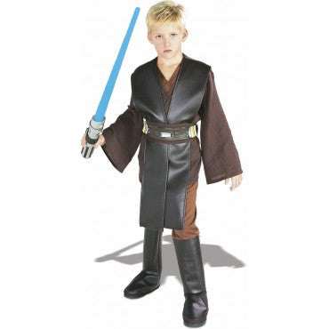 Boys Star Wars Deluxe Anakin Skywalker Costume - HalloweenCostumes4U.com - Kids Costumes