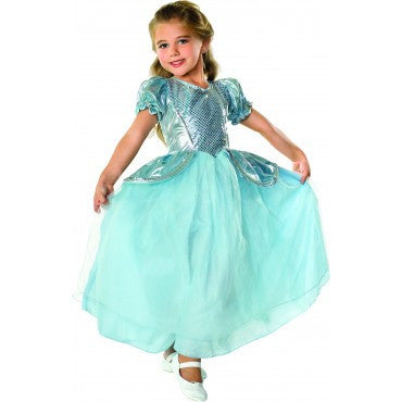 Girls Palace Princess Costume - HalloweenCostumes4U.com - Kids Costumes