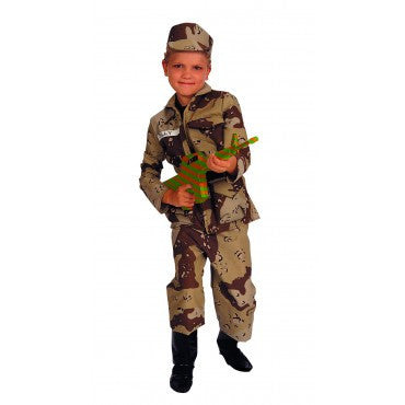 Boys Special Forces Costume - HalloweenCostumes4U.com - Kids Costumes