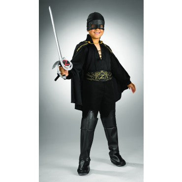 Boys Zorro Costume - HalloweenCostumes4U.com - Kids Costumes
