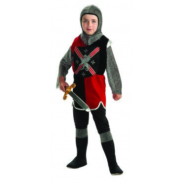 Boys Renaissance Knight Costume - HalloweenCostumes4U.com - Kids Costumes
