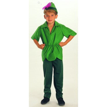 Boys Lost Boy Peter Pan Costume - HalloweenCostumes4U.com - Kids Costumes