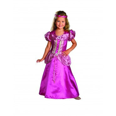 Girls Fairy Tale Princess Costume - HalloweenCostumes4U.com - Kids Costumes
