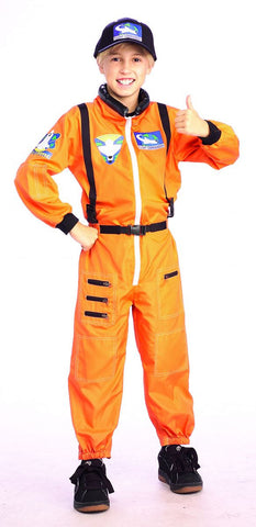 Boys Astronaut Costume