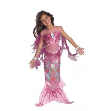 Girls Mermaid Costume - HalloweenCostumes4U.com - Kids Costumes