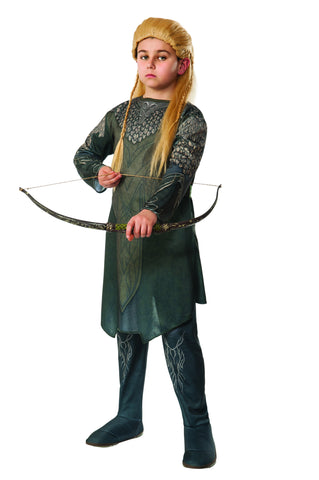 Boys Lord of the Rings Legolas Costume - HalloweenCostumes4U.com - Kids Costumes