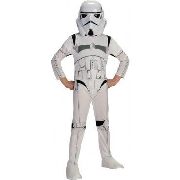 Kids Star Wars Stormtrooper Costume - HalloweenCostumes4U.com - Kids Costumes