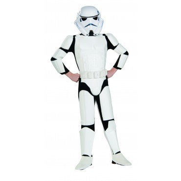 Boys Star Wars Stormtrooper Costume - HalloweenCostumes4U.com - Kids Costumes