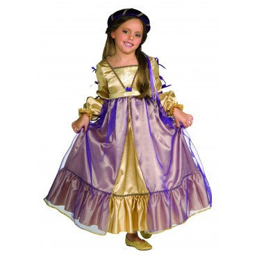 Girls Princess Juliet Costume - HalloweenCostumes4U.com - Kids Costumes