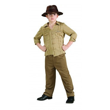 Boys Indiana Jones Costume - HalloweenCostumes4U.com - Kids Costumes