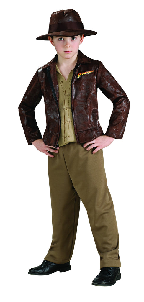 Boys Deluxe Indiana Jones Costume