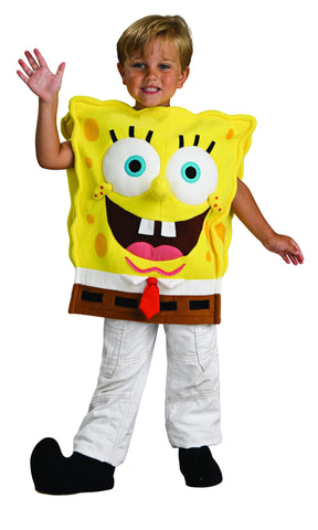 Toddlers/Kids Spongebob Costume - HalloweenCostumes4U.com - Kids Costumes