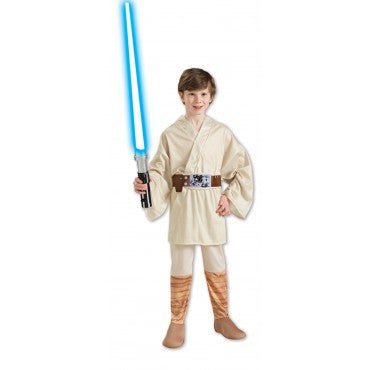 Boys Star Wars Luke Skywalker Costume - HalloweenCostumes4U.com - Kids Costumes