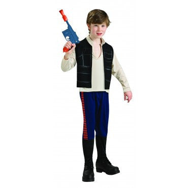 Boys Star Wars Han Solo Costume - HalloweenCostumes4U.com - Kids Costumes