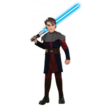 Boys Star Wars Anakin Costume - HalloweenCostumes4U.com - Kids Costumes