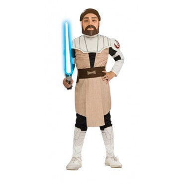 Boys Star Wars Obi Wan Costume - HalloweenCostumes4U.com - Kids Costumes