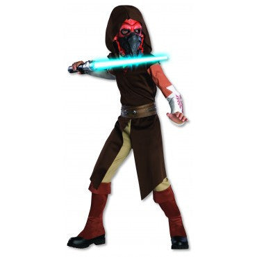 Boys Star Wars Deluxe Plo Koon Costume - HalloweenCostumes4U.com - Kids Costumes