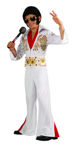 Boys Deluxe Elvis Costume