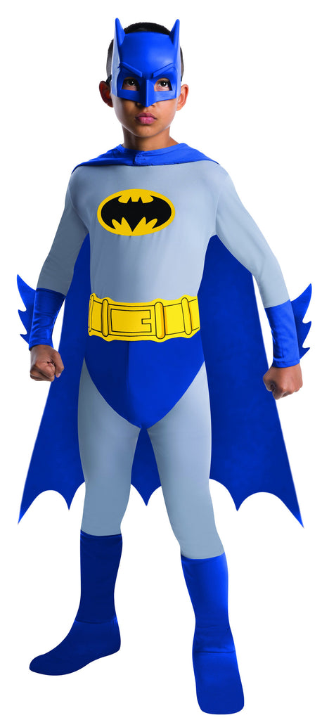 Boys Classic Batman Costume