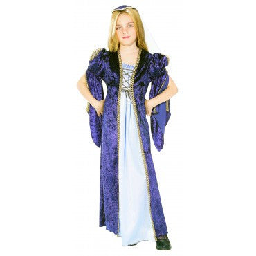 Girls Juliet Costume - HalloweenCostumes4U.com - Kids Costumes
