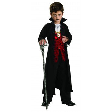 Boys Royal Vampire Costume - HalloweenCostumes4U.com - Kids Costumes