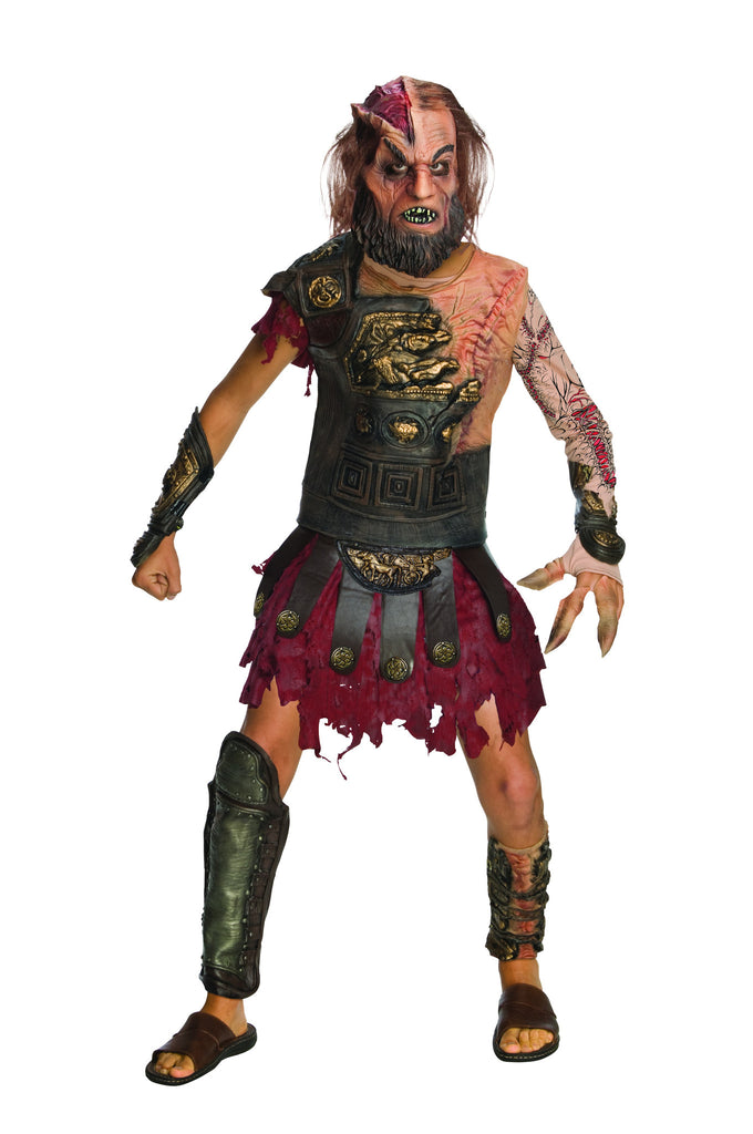 Boys Clash of the Titans Deluxe Calibos Costume