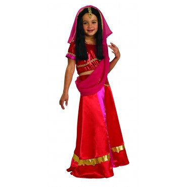 Girls Bollywood Costume - HalloweenCostumes4U.com - Kids Costumes