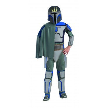 Boys Star Wars DeluxePre Vizsla Costume - HalloweenCostumes4U.com - Kids Costumes
