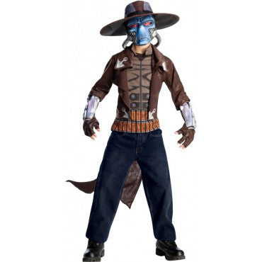 Boys Star Wars Deluxe Cad Bane Costume - HalloweenCostumes4U.com - Kids Costumes