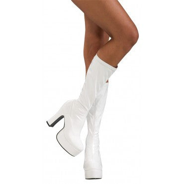 Knee High Boots - Various Colors - HalloweenCostumes4U.com - Accessories - 2
