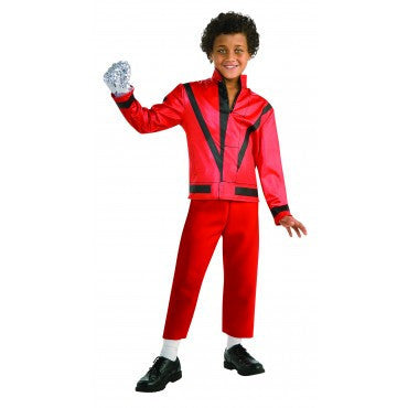 Boys Michael Jackson Thriller Jacket - HalloweenCostumes4U.com - Kids Costumes