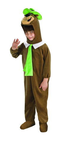 Toddlers/Kids Yogi Bear Costume - HalloweenCostumes4U.com - Kids Costumes