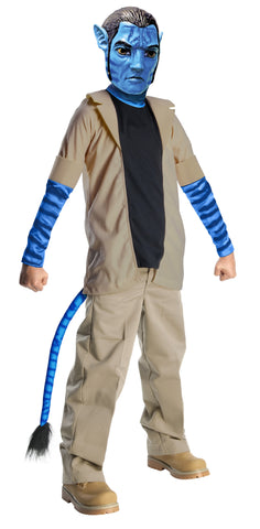 Boys Avatar Jake Sully Costume